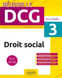 Droit social : UE 3