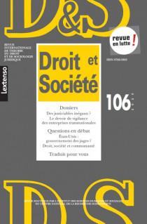 Droit & Société N°106-2020