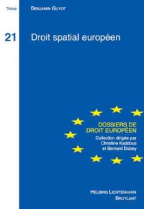 Droit spatial européen