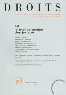 Droits, 2004 N°40