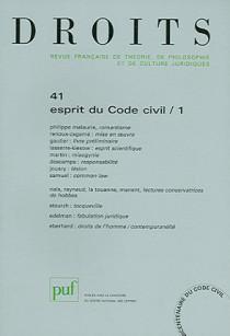 Droits, 2005 N°41