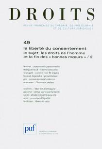 Droits, 2009 N°49