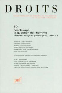 Droits, 2009 N°50