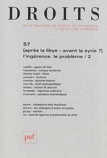 Droits, 2013 N°57