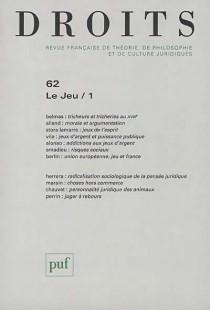 Droits, 2015 N°62