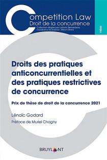 Droits des pratiques anticoncurrentielles et des pratiques restrictives de concurrence
