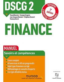 DSCG 2 Finance - Manuel : savoirs et compétences