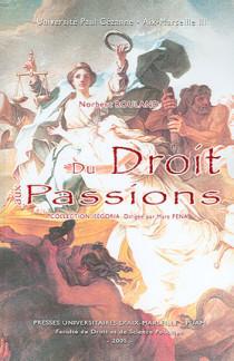 Du droit aux passions