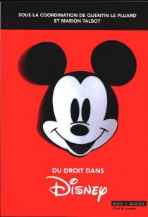 Du droit dans Disney