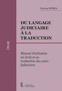 Du langage judiciaire à la traduction