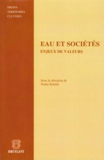 Eau et sociétés - Enjeux de valeurs