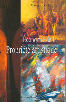Economie de la propriété artistique