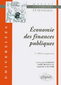 Economie des finances publiques