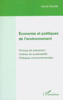 Economie et politiques de l'environnement
