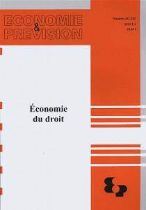 Economie & prévision, 2013/1-2 N°202-203