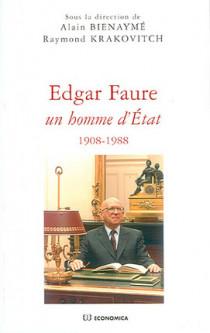 Edgar Faure : un homme d'Etat, 1908-1988