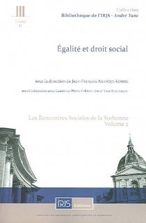 Egalité et droit social