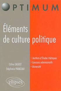 Eléments de culture politique