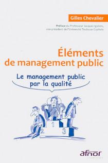 Eléments de management public