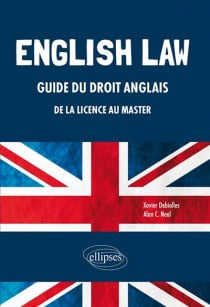 English Law : guide du droit anglais