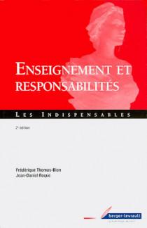 Enseignement et responsabilités