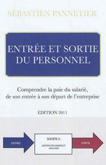 Entrée et sortie du personnel - Edition 2011