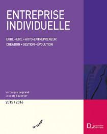 Entreprise individuelle 2015-2016