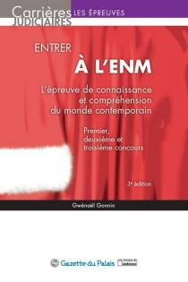 [EBOOK] Entrer à l'ENM - L'épreuve de connaissance et compréhension du monde contemporain