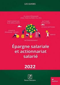 Épargne salariale et actionnariat salarié 2022