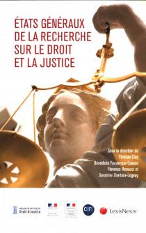 Etats généraux de la recherche sur le droit de la justice