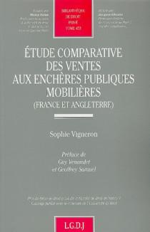 Etude comparative des ventes aux enchères publiques mobilières (France et Angleterre)