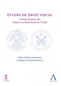 Études de droit fiscal