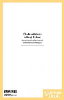 Études dédiées à René Roblot