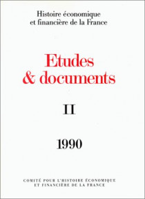 Études et documents - 1990