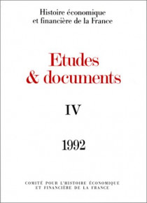 Études et documents - 1992