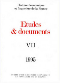 Études et documents - 1995