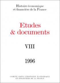 Études et documents - 1996