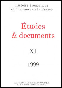 Études et documents - 1999