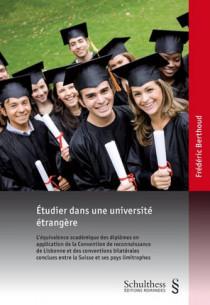 Étudier dans une université étrangère