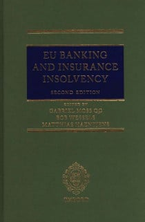 EU Banking and Insurance Insolvency