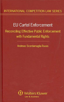 EU Cartel Enforcement
