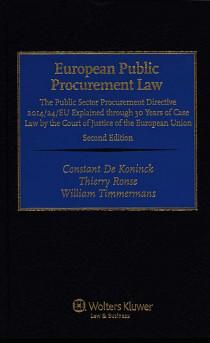 European Public Procurement Law