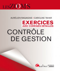 Exercices corrigés de contrôle de gestion [EBOOK]
