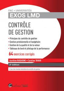 Exos LMD - Contrôle de gestion [EBOOK]