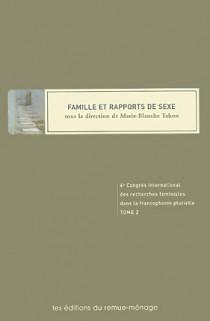 Famille et rapports de sexe