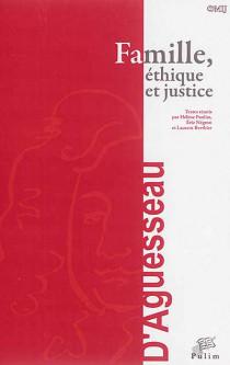 Famille, éthique et justice