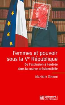 Femme et pouvoir sous la Ve République