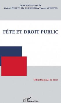 Fête et droit public