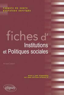 Fiches d'institutions et politiques sociales
