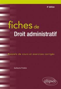 Fiches de droit administratif